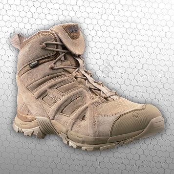 Buty HAIX Black Eagle Athletic 10 Mid Desert